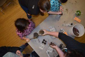 Seed ball workshop